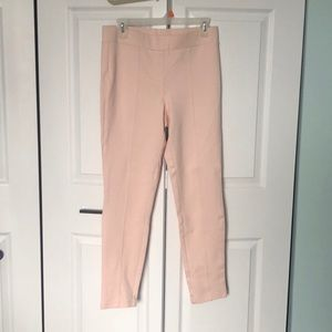 Style and Co Baby Pink Leggings